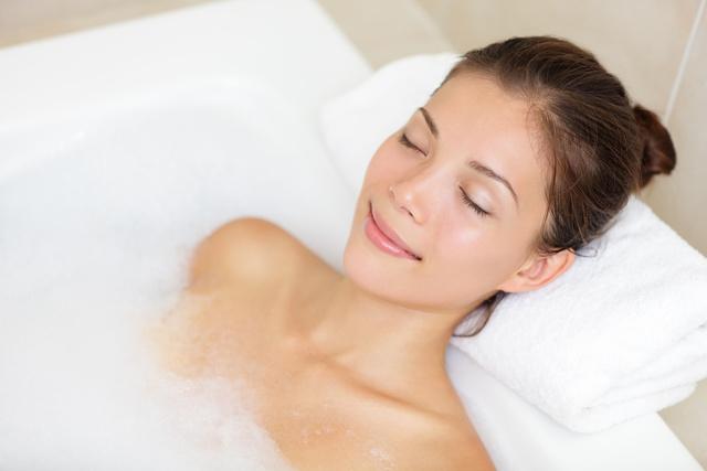 睡眠方法 お風呂