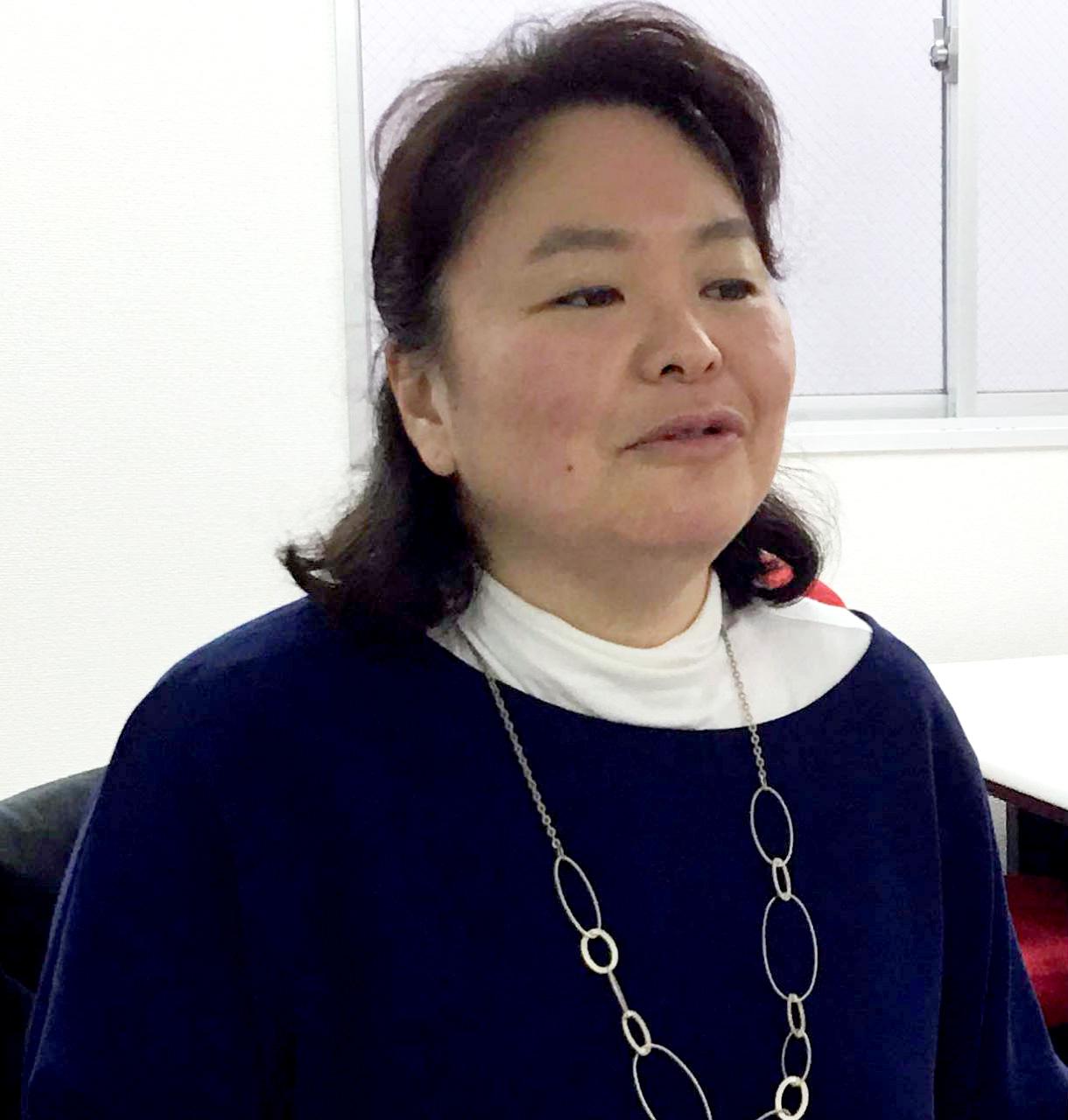 梅田恵、看護師