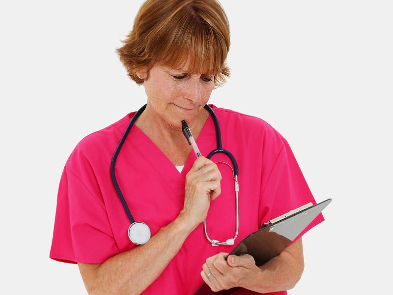 訪問看護師、転職前、病院