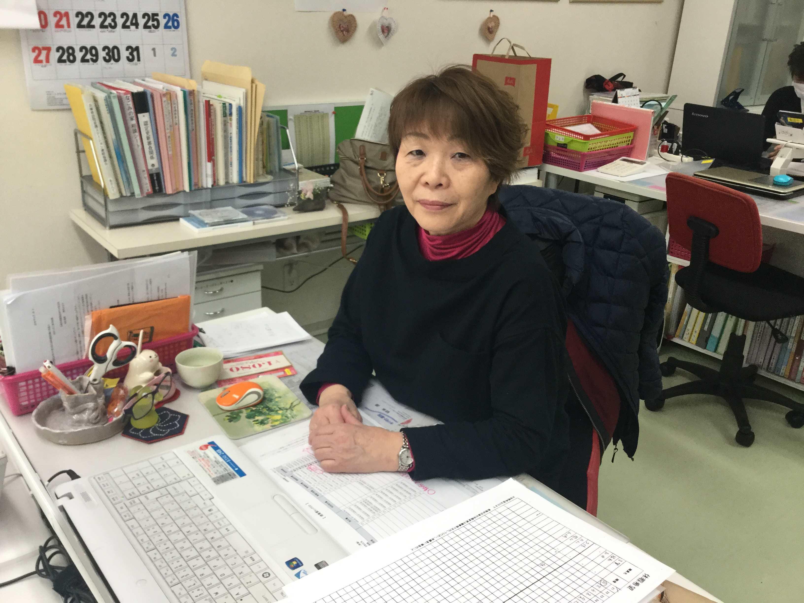 松本京子、訪問看護、インタビュー