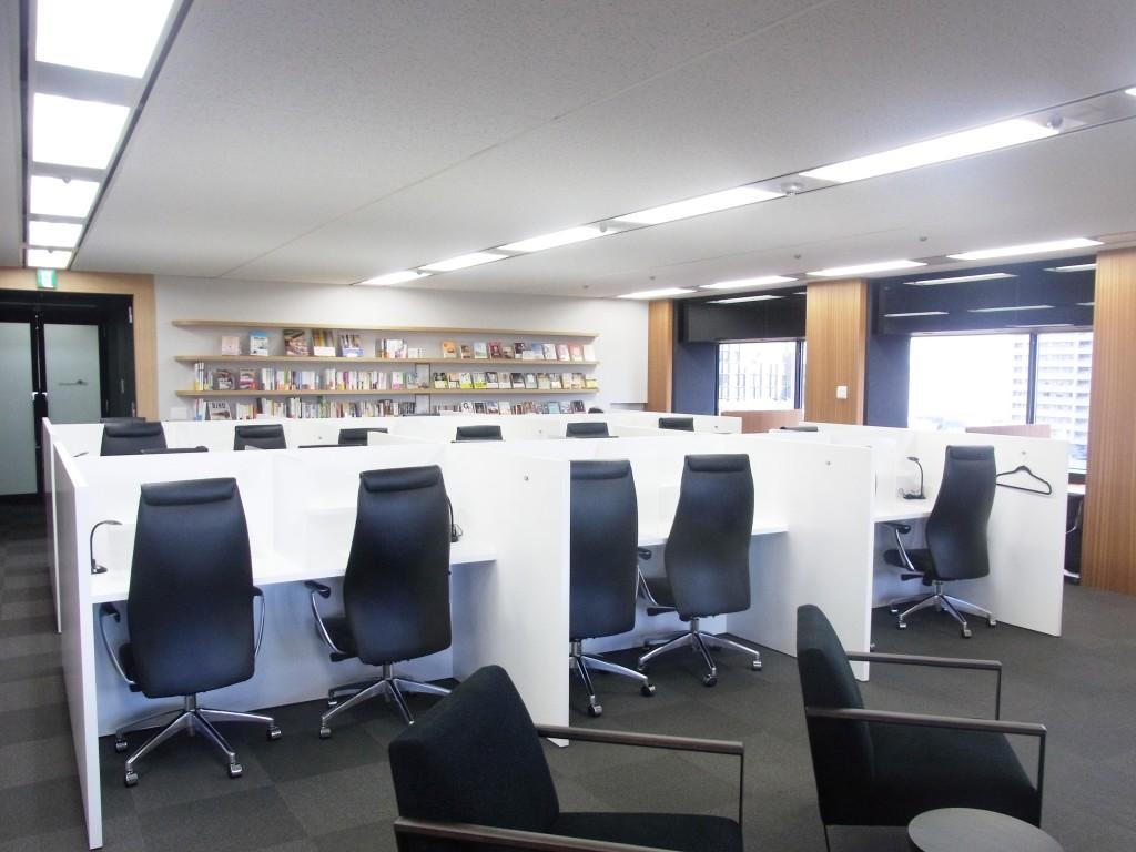大阪市内、勉強場所、おすすめ