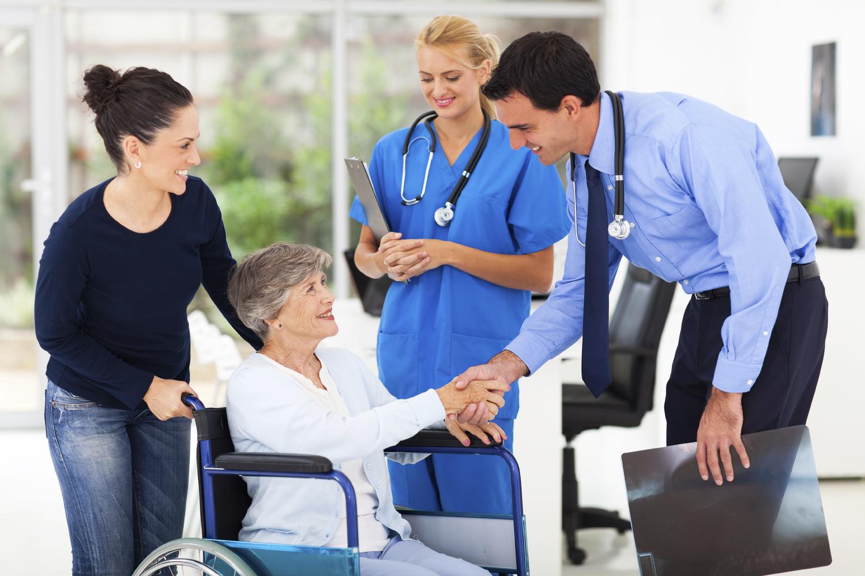 医療機関間の連携と退院支援