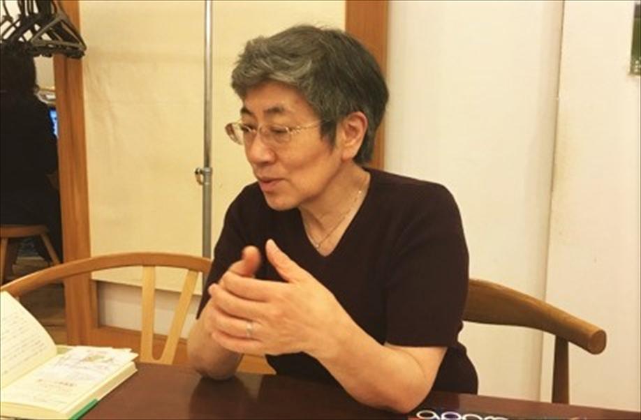 秋山正子、訪問看護師
