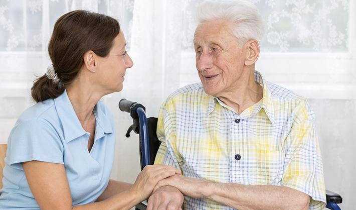 喜び 訪問看護