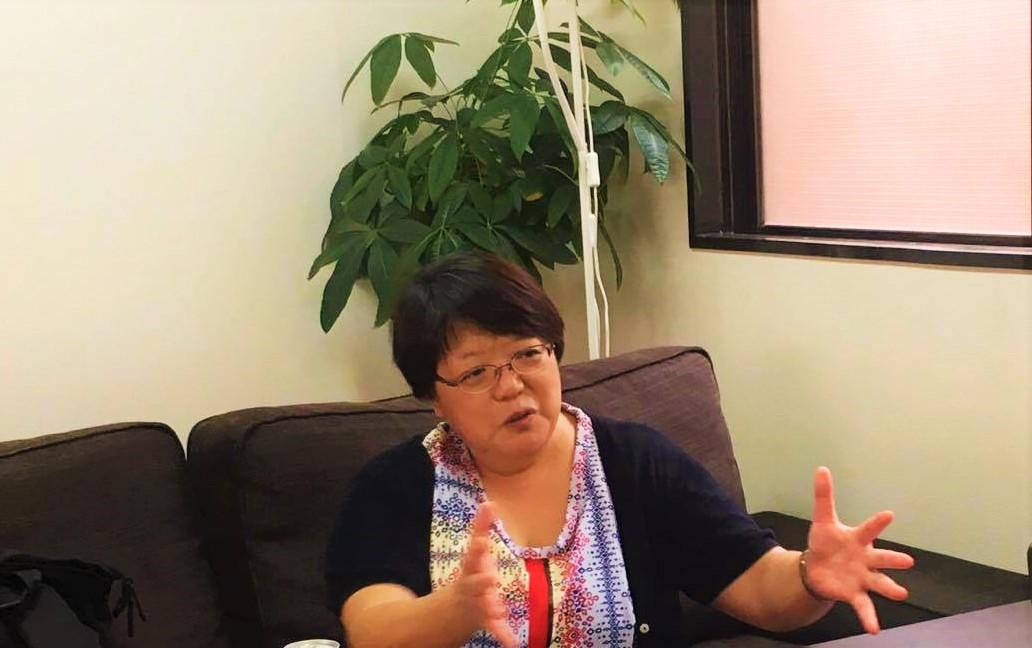 鈴木恵、看護師